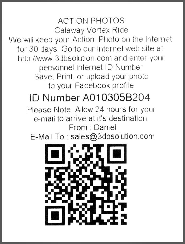Qrcode Photo Sample
